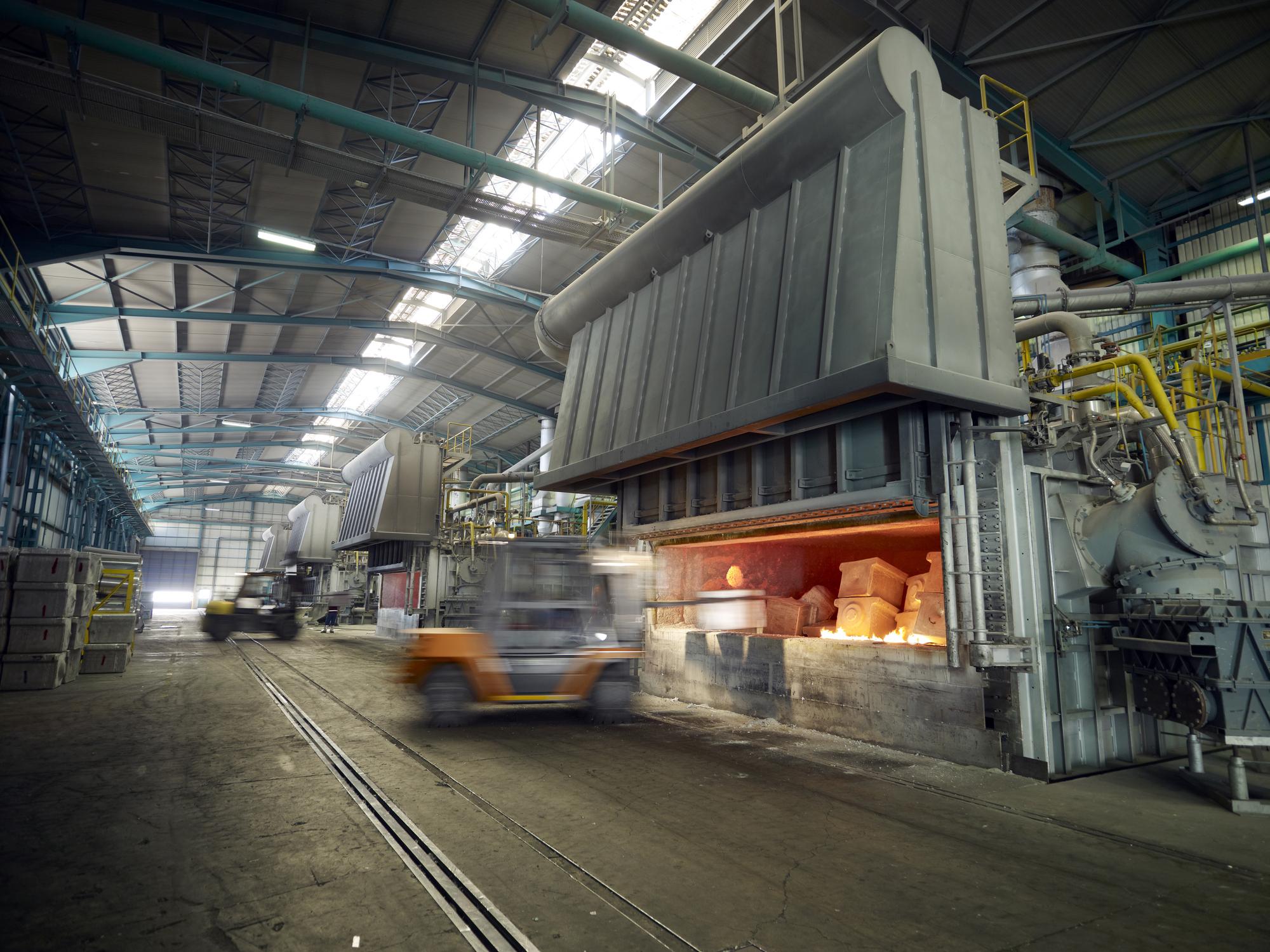 Fábrica de metales